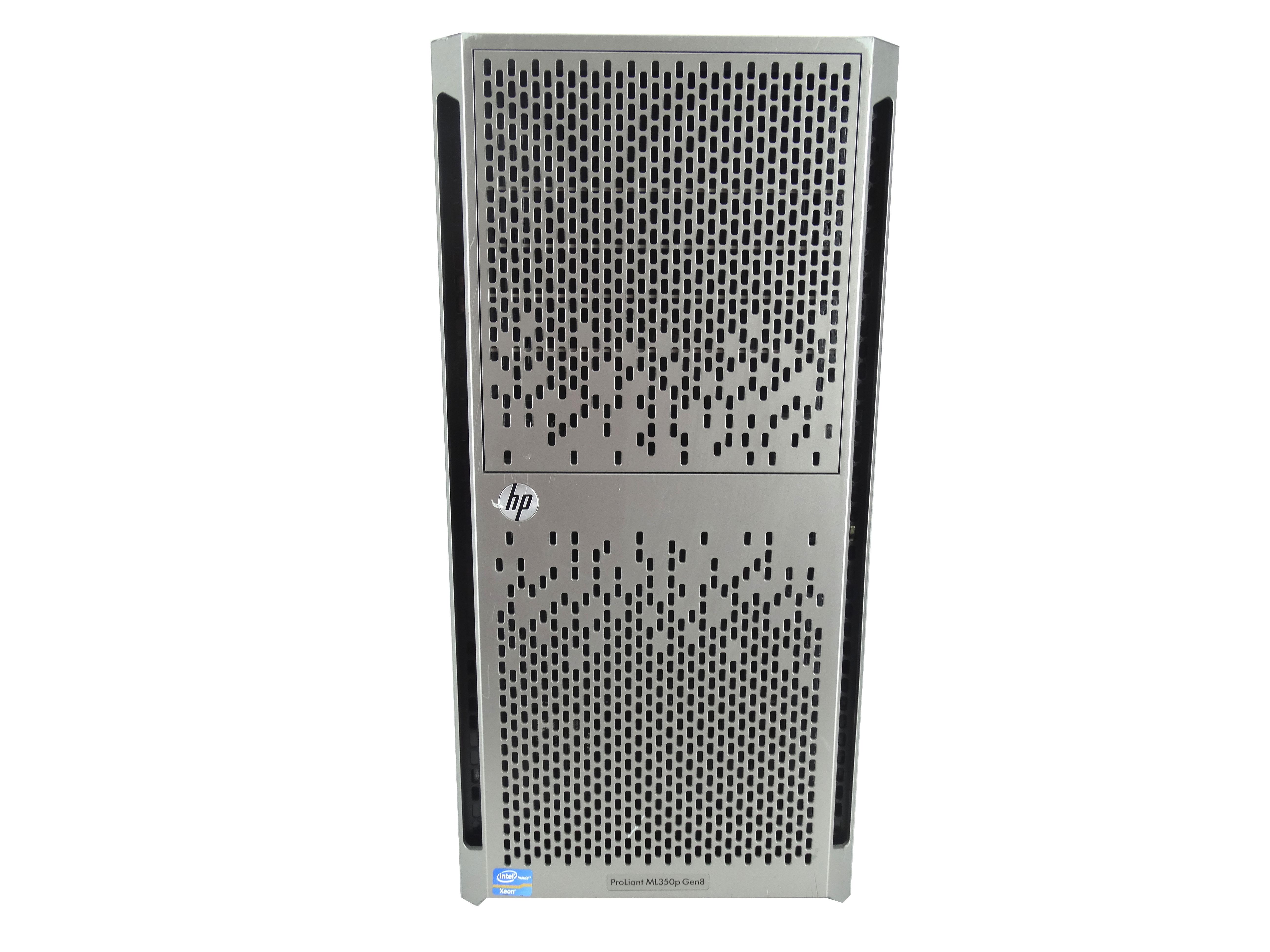 Details about HP ProLiant ML350p G8 8 Bay SFF 2x E5-2680 2 7GHz 8C 64GB  P420i 4x 1TB SATA