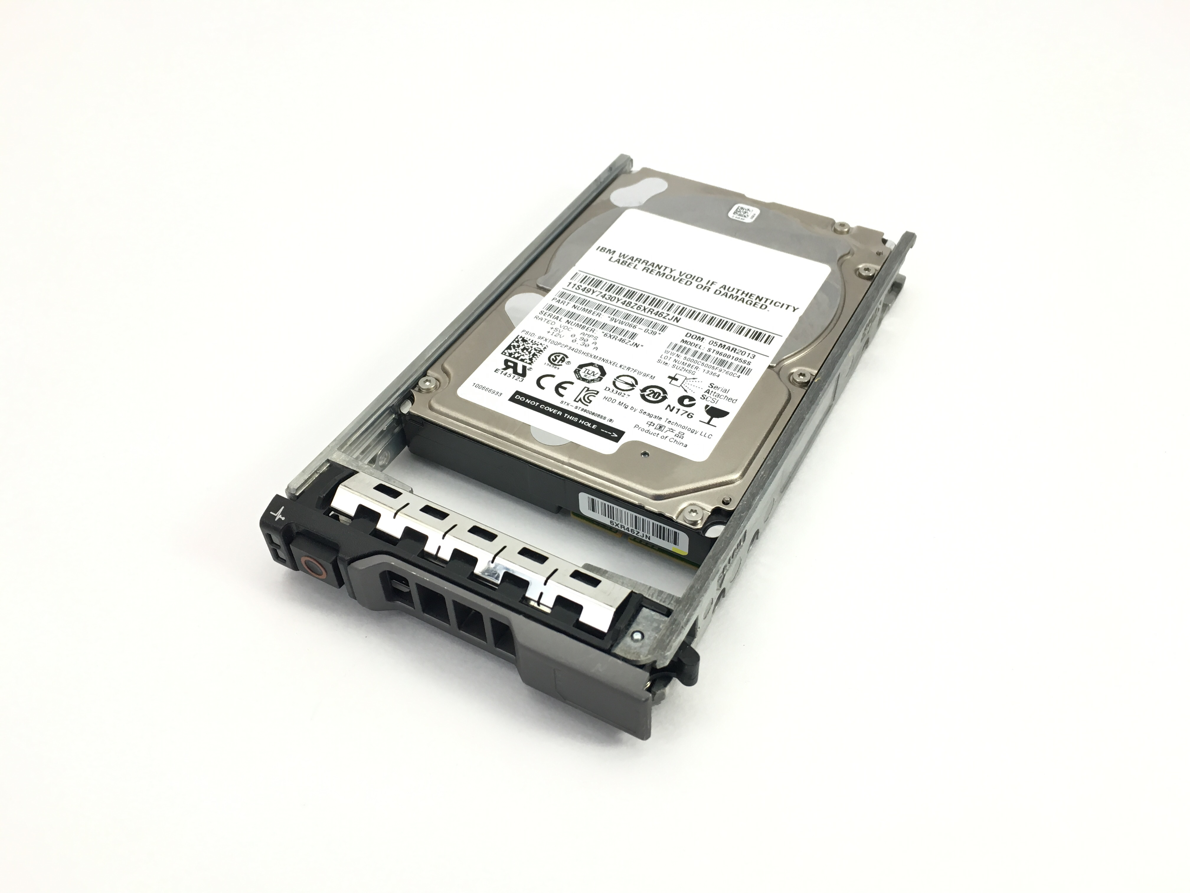 Details about 600GB 10K SAS 2 5