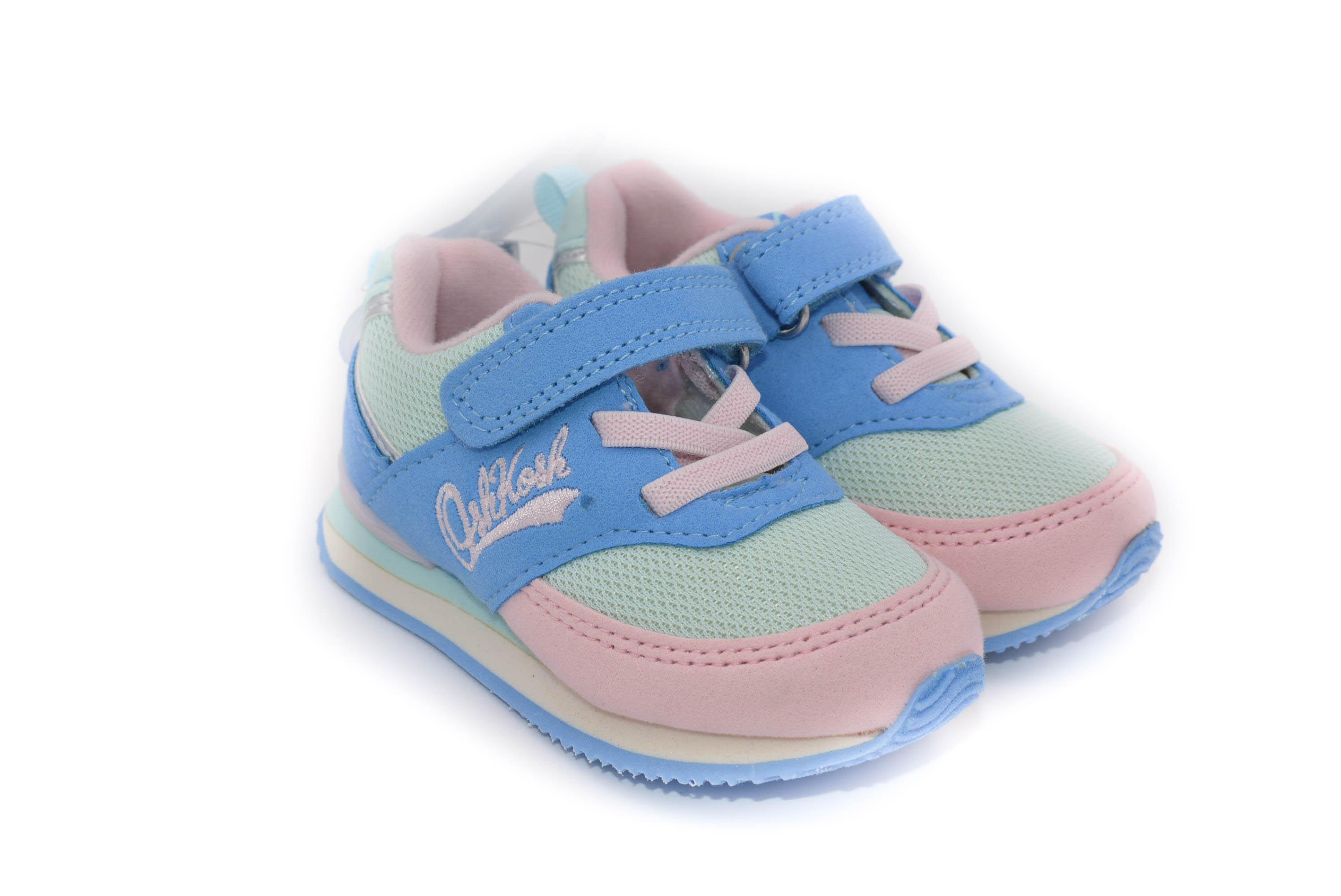Oshkosh B/'Gosh Baby Girls Sneakers Shoes Size 5 7 Toddler Multi Color