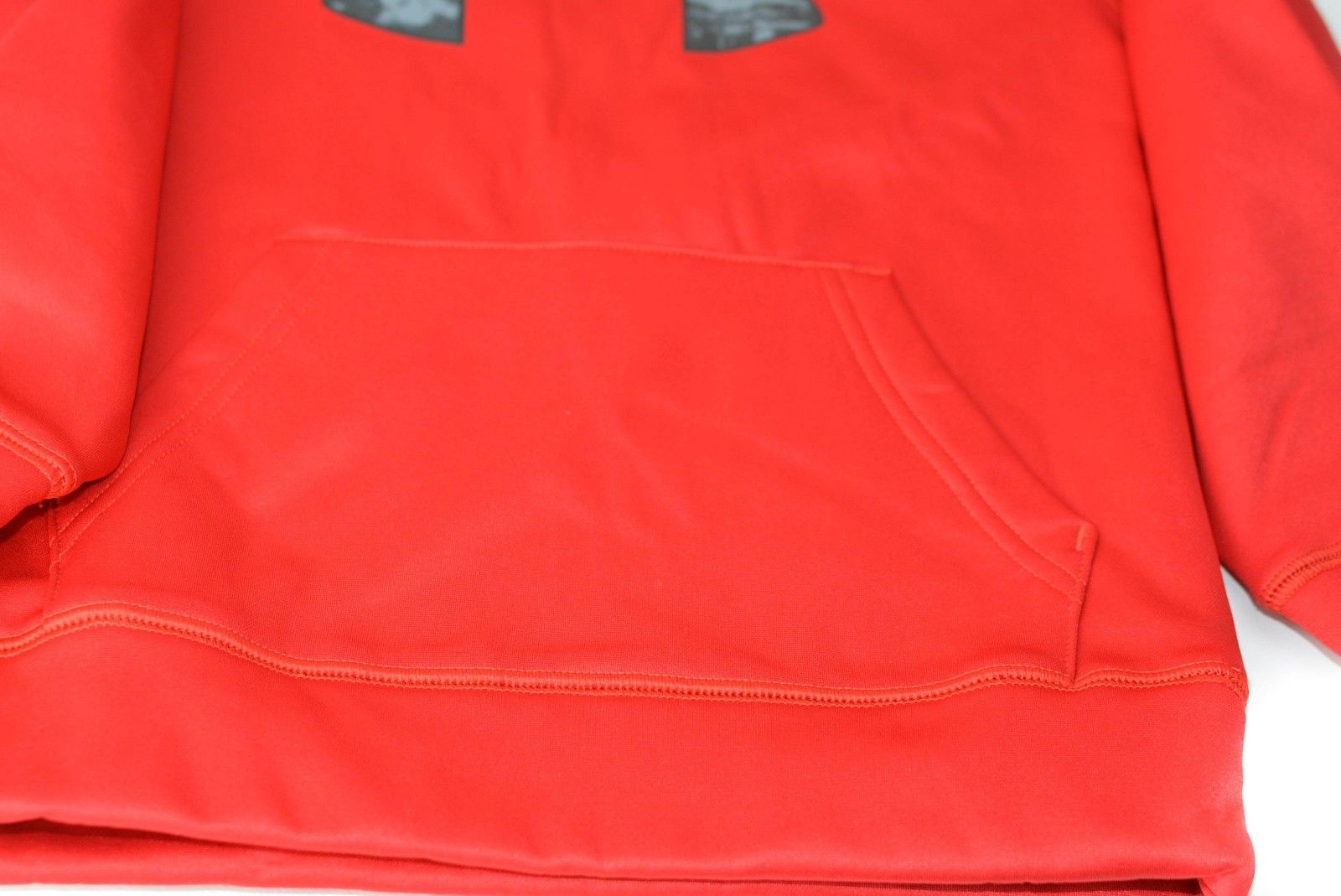 Under-armour-Little-Boys-HD-Big-Logo-Pullover-Hoodie-UA-Sweatshirt-Size-4 thumbnail 7