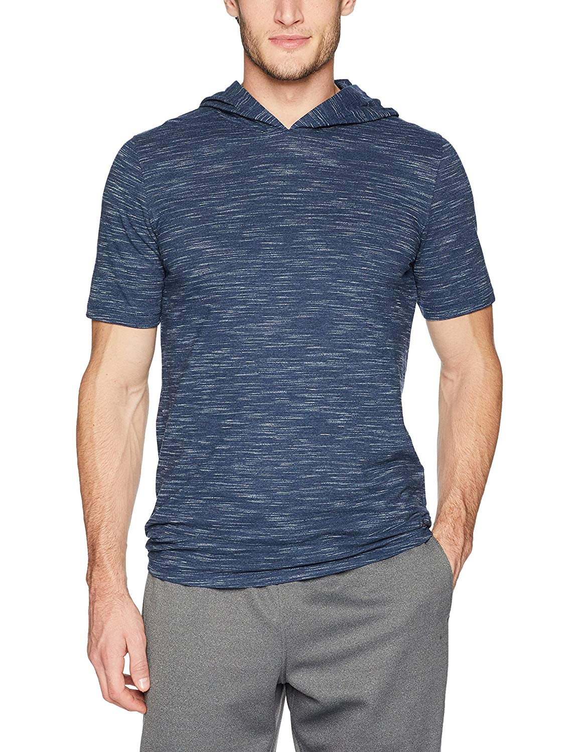 Under-Armour-Mens-Sportstyle-Core-Short-Sleeve-Hoodie-Size-S-L-XL-XXL thumbnail 5