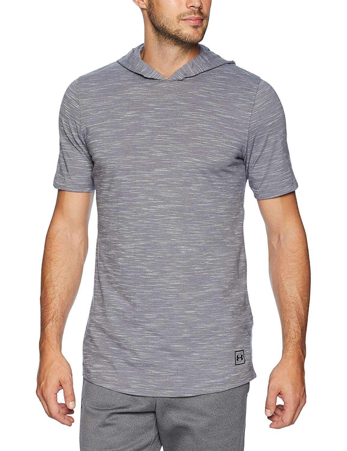 Under-Armour-Mens-Sportstyle-Core-Short-Sleeve-Hoodie-Size-S-L-XL-XXL thumbnail 27