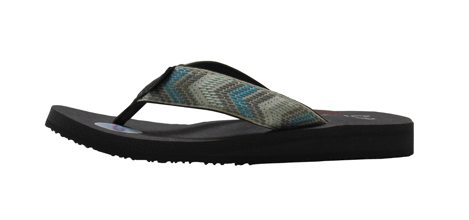 585e835f9281 Skechers Womens Comfort Yoga Foam Cushioning Meditation-Sunny Days ...