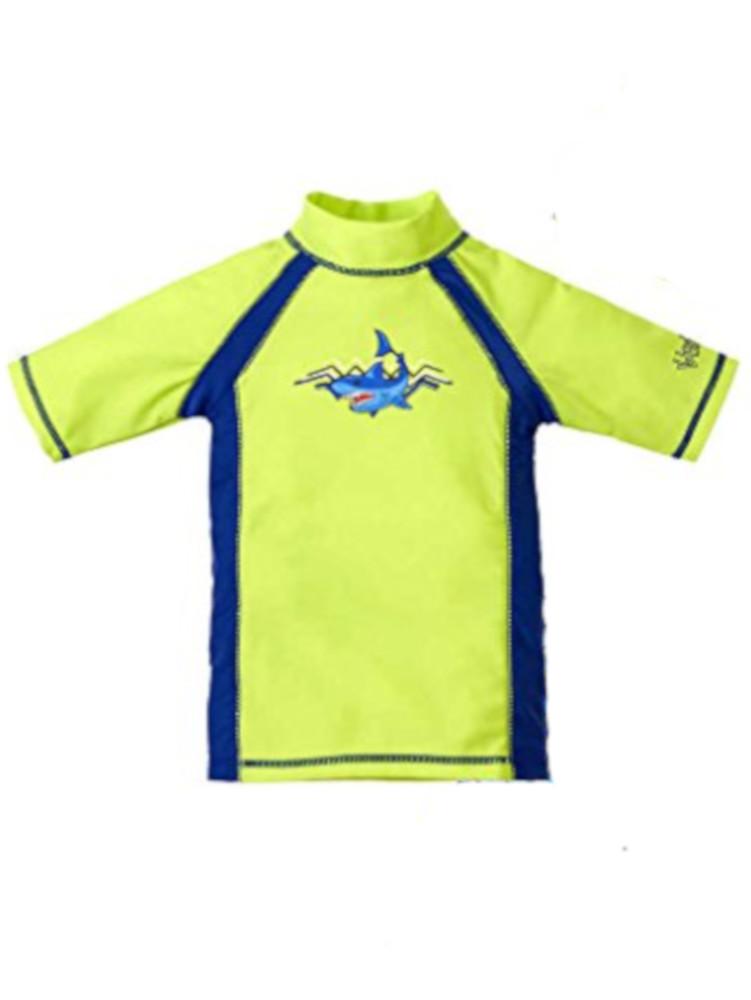 Boys Short Sleeve Sport Sun /& Swim Shirt UV SKINZ UPF 50