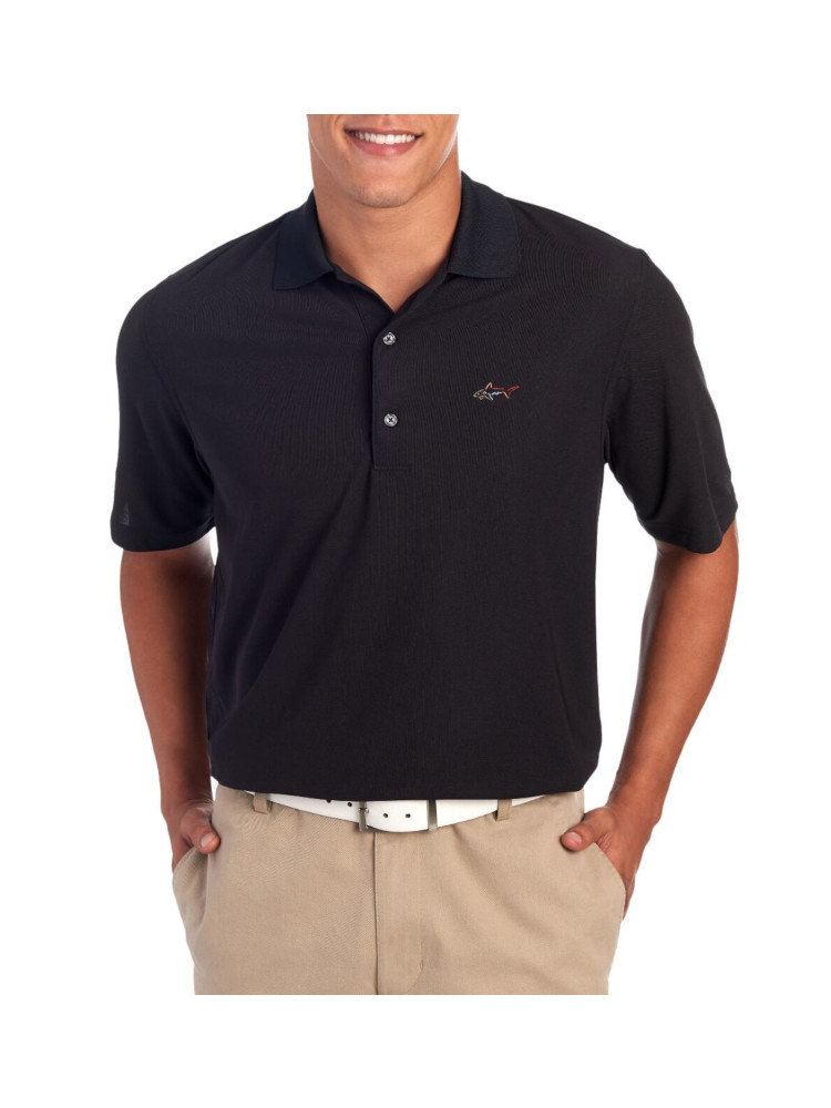 3-Pack) Greg Norman Mens Size XX-Large S/S Polo, Black/Blue (New ...