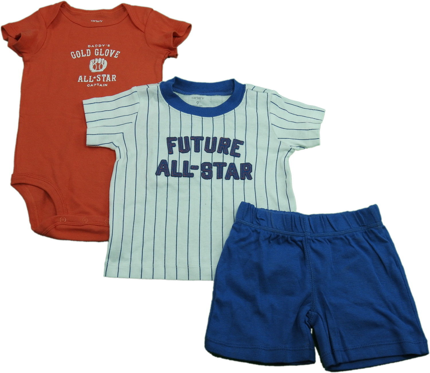 88d2bf6b9 Details about Carters Baby Boys