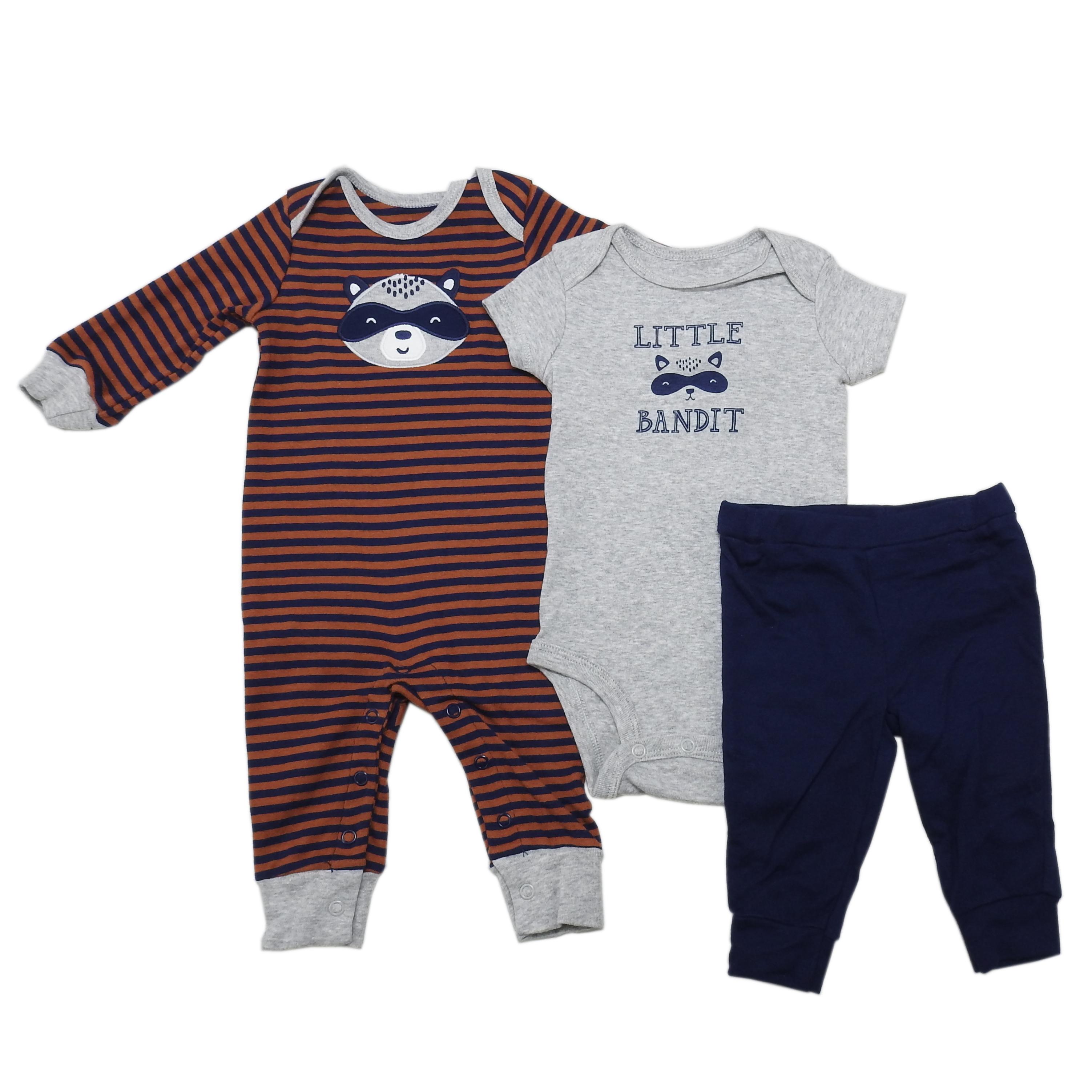 32f94292de39 Carter s Baby Boys Bodysuit Romper Pant