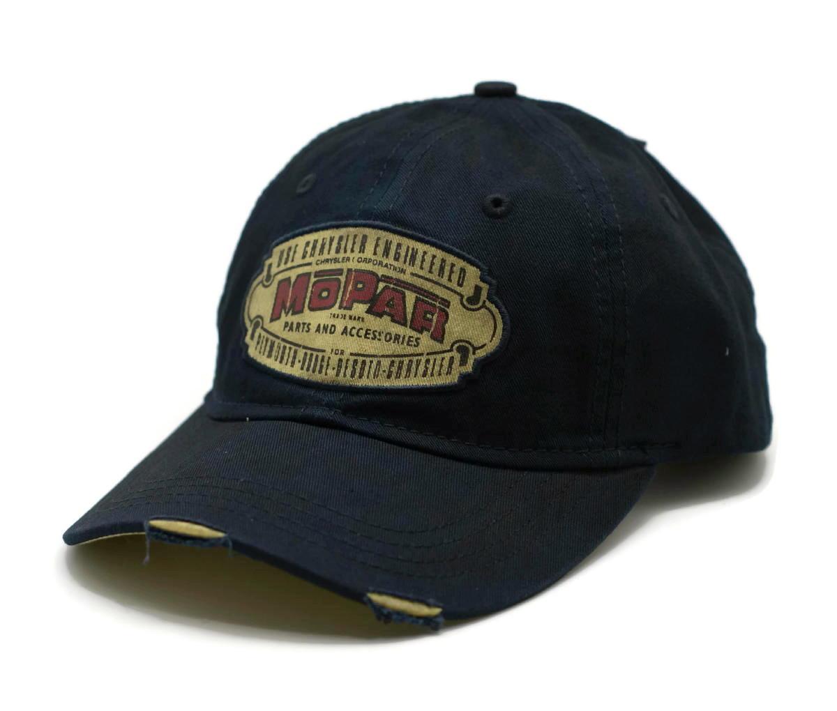 Dodge//Plymouth//Hemi//Trucks//Ram Mopar Performance Embroidered Cap