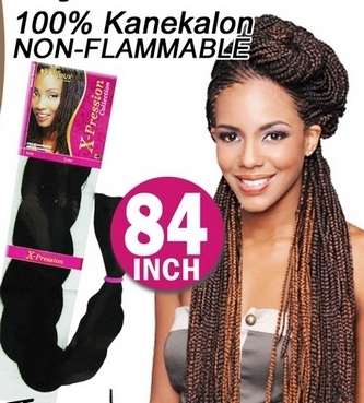 Bijoux X Pression Kanekalon Synthetic Braiding Hair Ebay