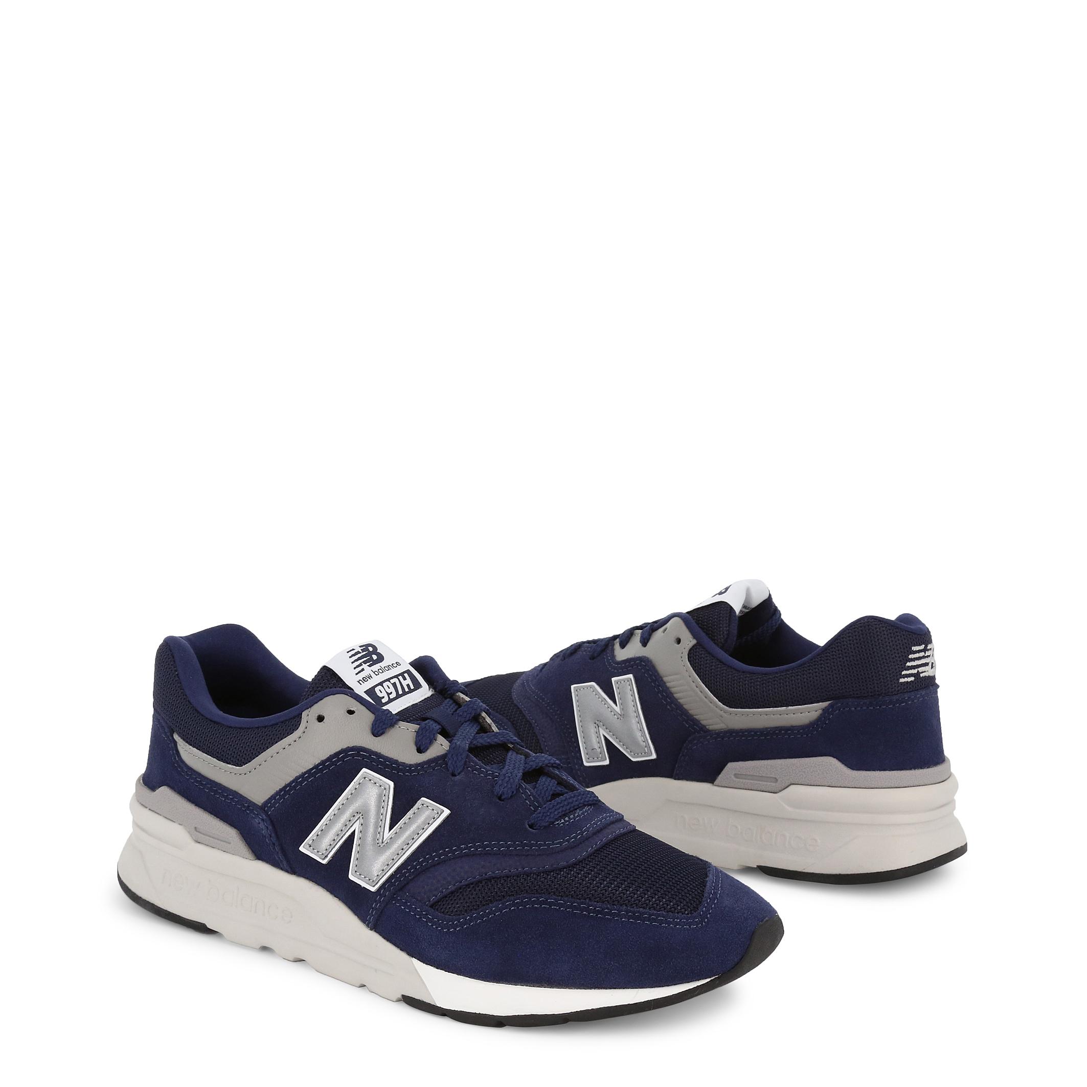 New-Balance-CM997-Men-Sneakers-Blue thumbnail 5