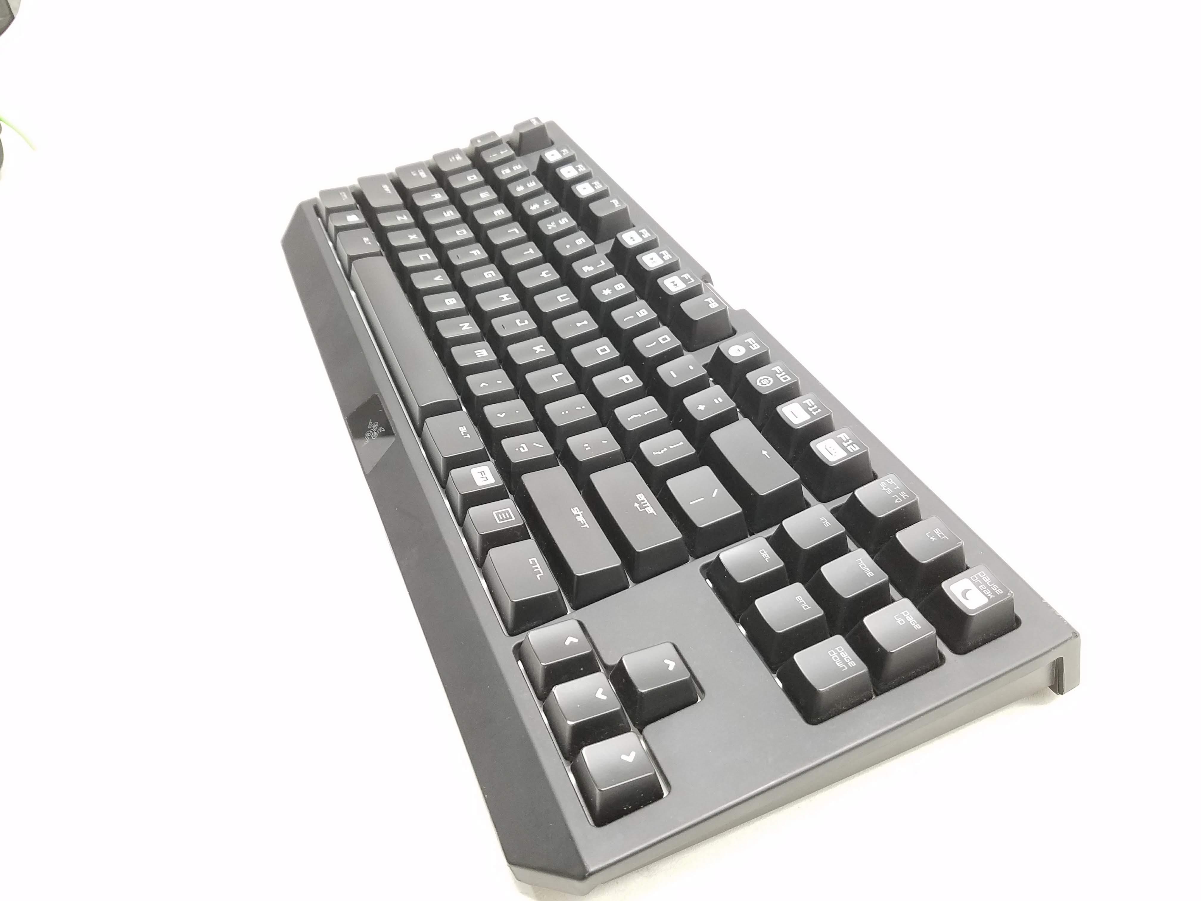Details about Razer BlackWidow Tournament Edition Chroma RGB Mechanical  Gaming Keyboard Read