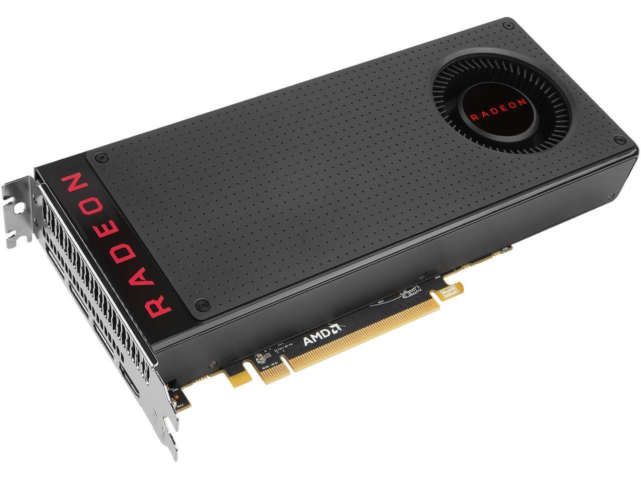 Details about MSI Radeon RX 480 4GB Blower GDDR5 AMD Video Card Graphics GPU