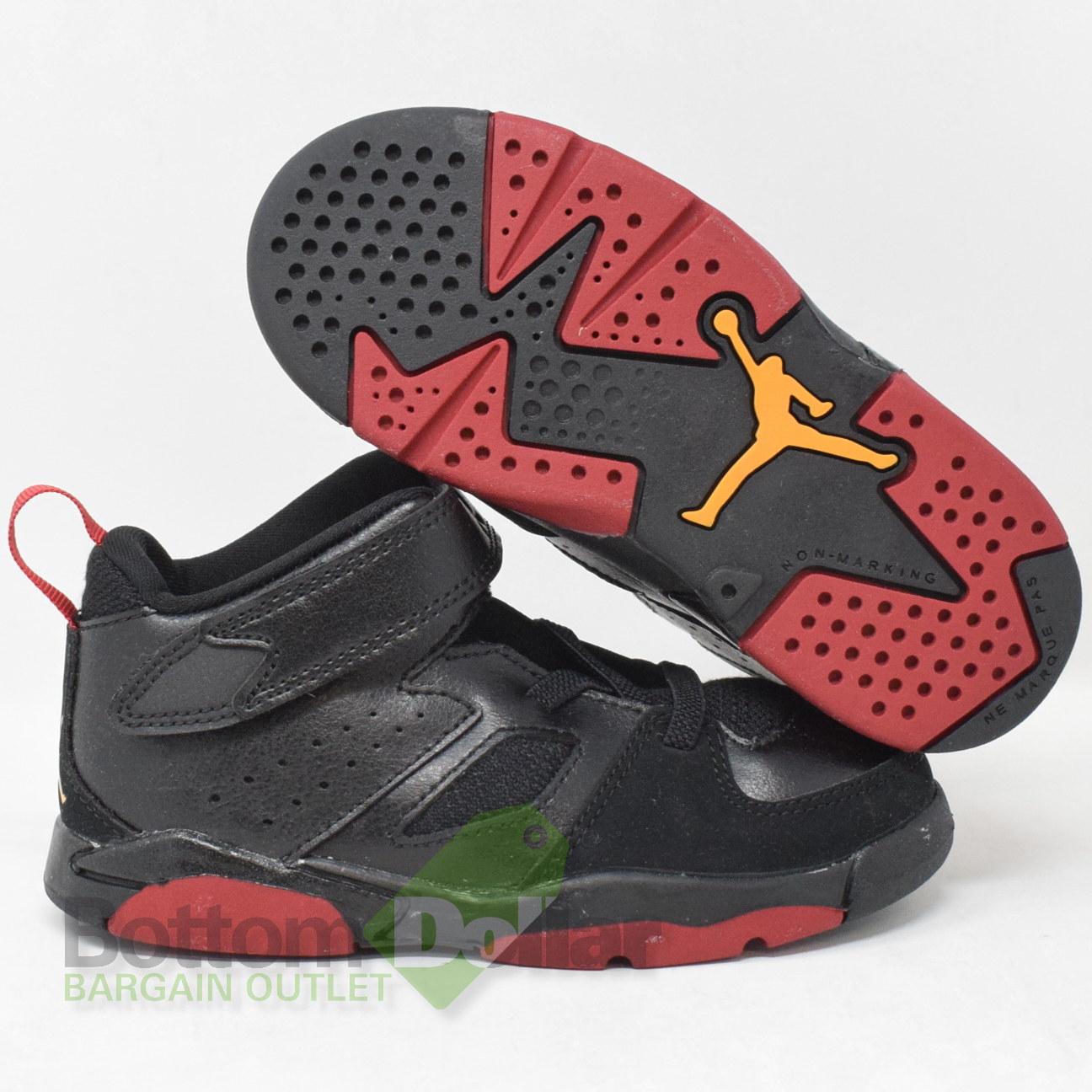 Air Jordan Nike Flight Club 91 Toddler Kids Girls Boys Shoes SNEAKERS 6c 6