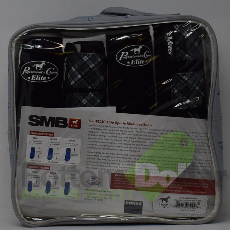 Professional-039-s-Choice-Ventech-Elite-360-Protection-4-Pack-Sports-Medicine-Boots miniature 12