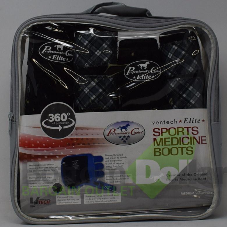 Professional-039-s-Choice-Ventech-Elite-360-Protection-4-Pack-Sports-Medicine-Boots miniature 13