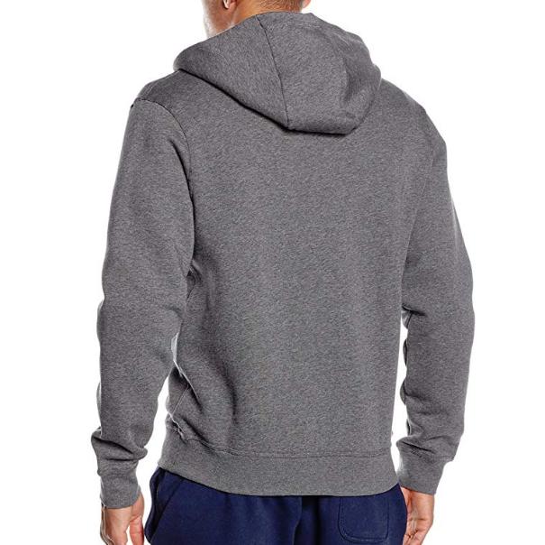 Nike-Men-039-s-Sportswear-Club-Swoosh-Fleece-Full-Zip-Hoodie thumbnail 6