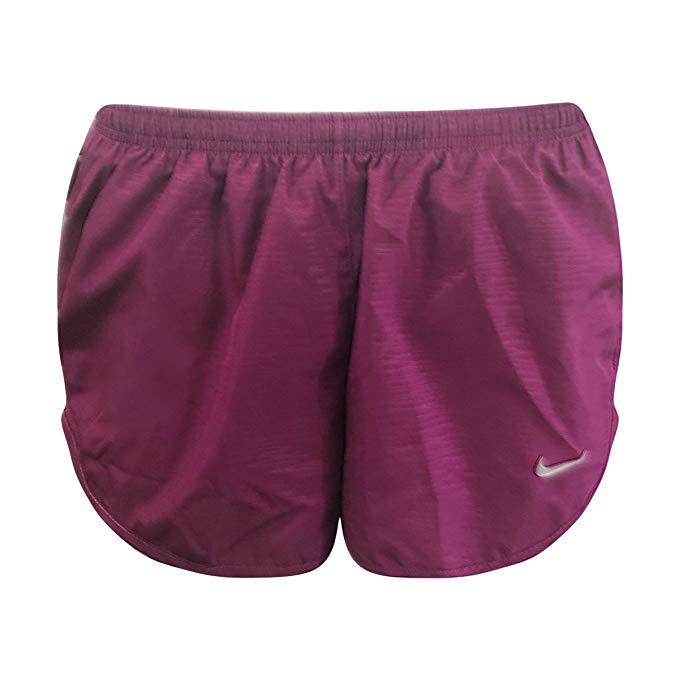 Nike Womens 3 Tempo Modern Embossed Running Short