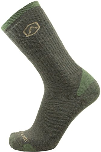 CloudLine-Merino-Wool-Boot-amp-Work-Socks-Full-Cushion