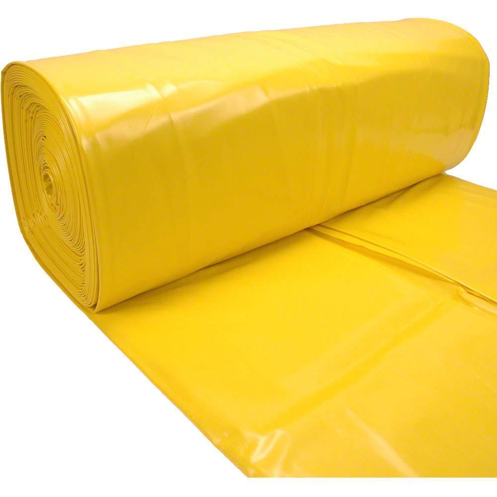 Husky 20 X 100 10 Mil Yellow Guard Vapor Barrier Dry Crawl E