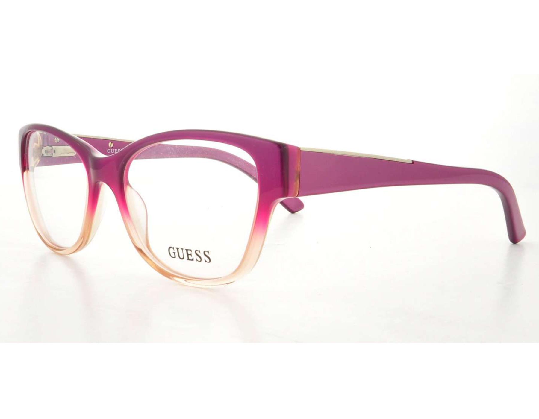 NEW Guess GU 2548 082 52mm Matte Turquoise Optical Eyeglasses Frames