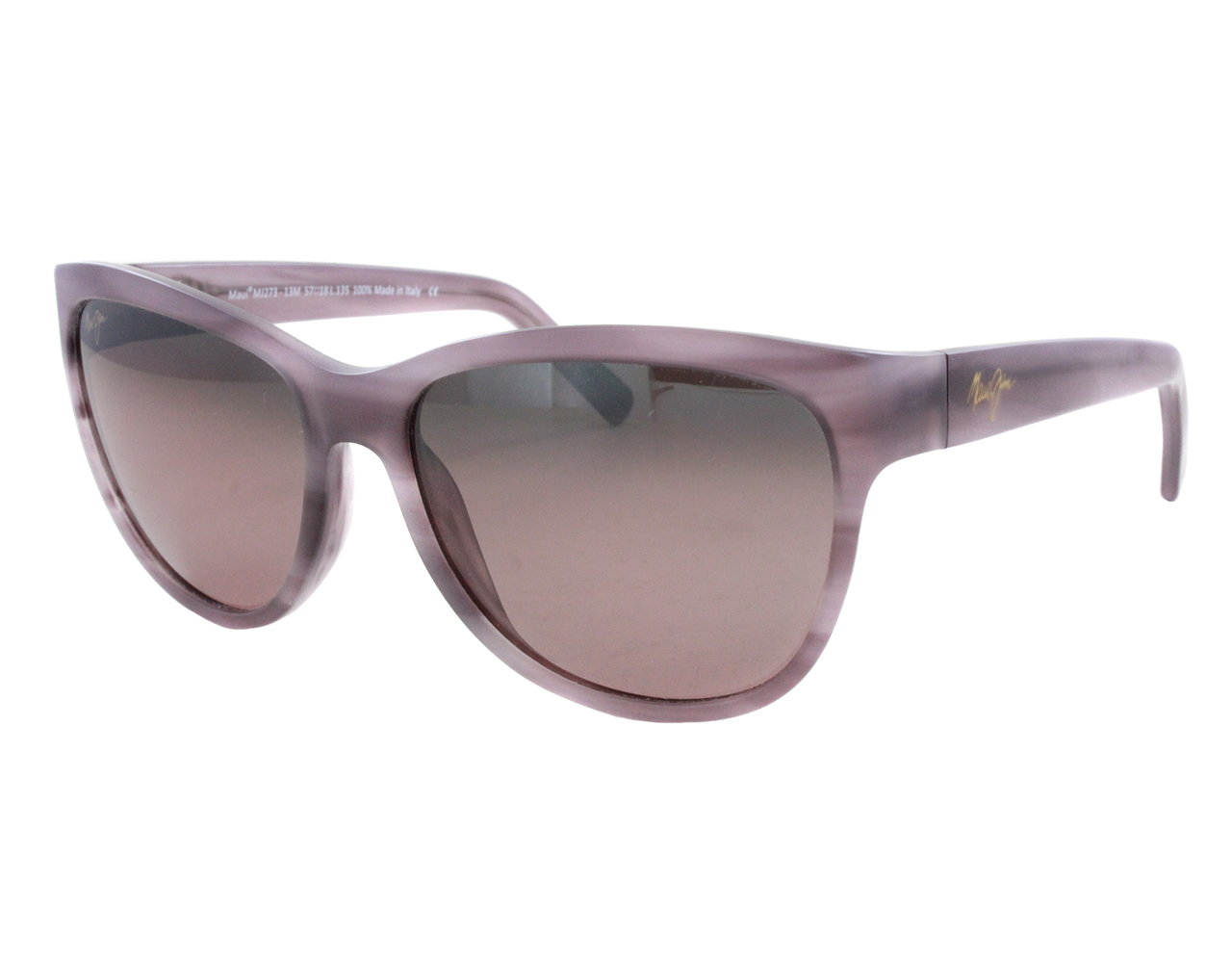 Maui Jim Warranty >> New Maui Jim 273 13mrs Ailana Maui Jim Mauve Maui Rose No Case