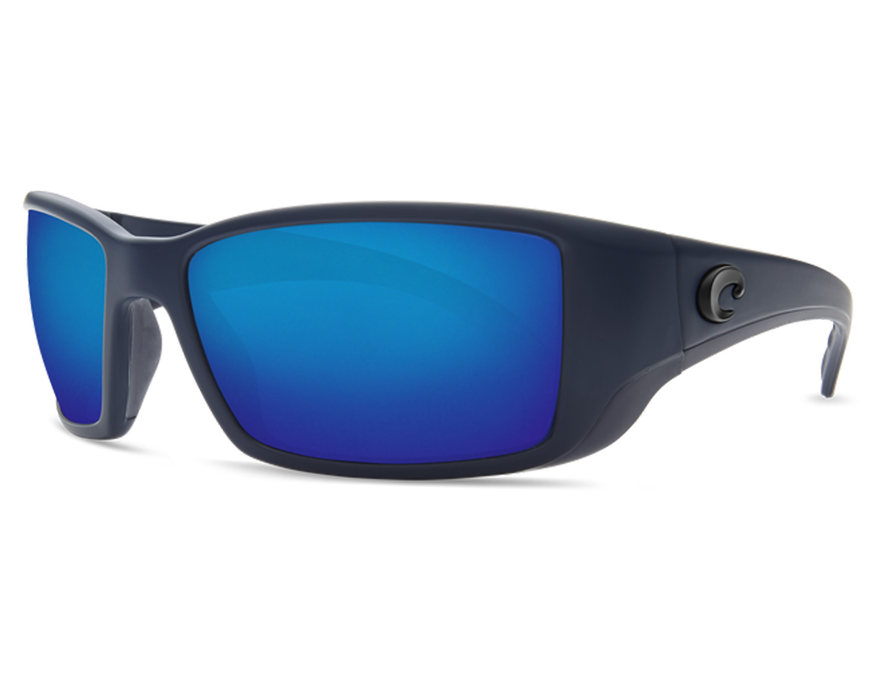 7c325524a84d0 Details about NEW Costa Del Mar Blackfin Midnight Blue   Blue BL14 OBMGLP  580G Sunglasses