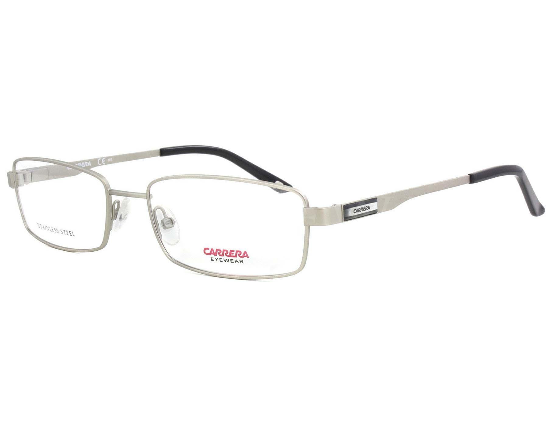 a4be50254b4 NEW Carrera CA7553-011 Palladium 53mm Eyeglasses 827886993123