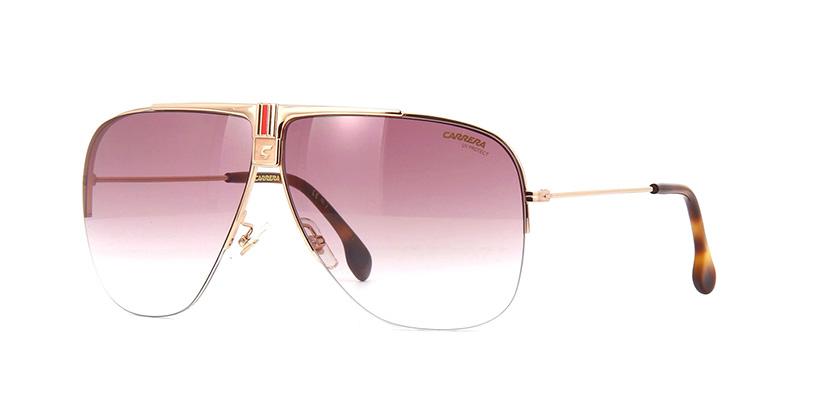 199391067835 Details about NEW Carrera CARRERA-1013/S-0DDB/3X Gold Copper Sunglasses