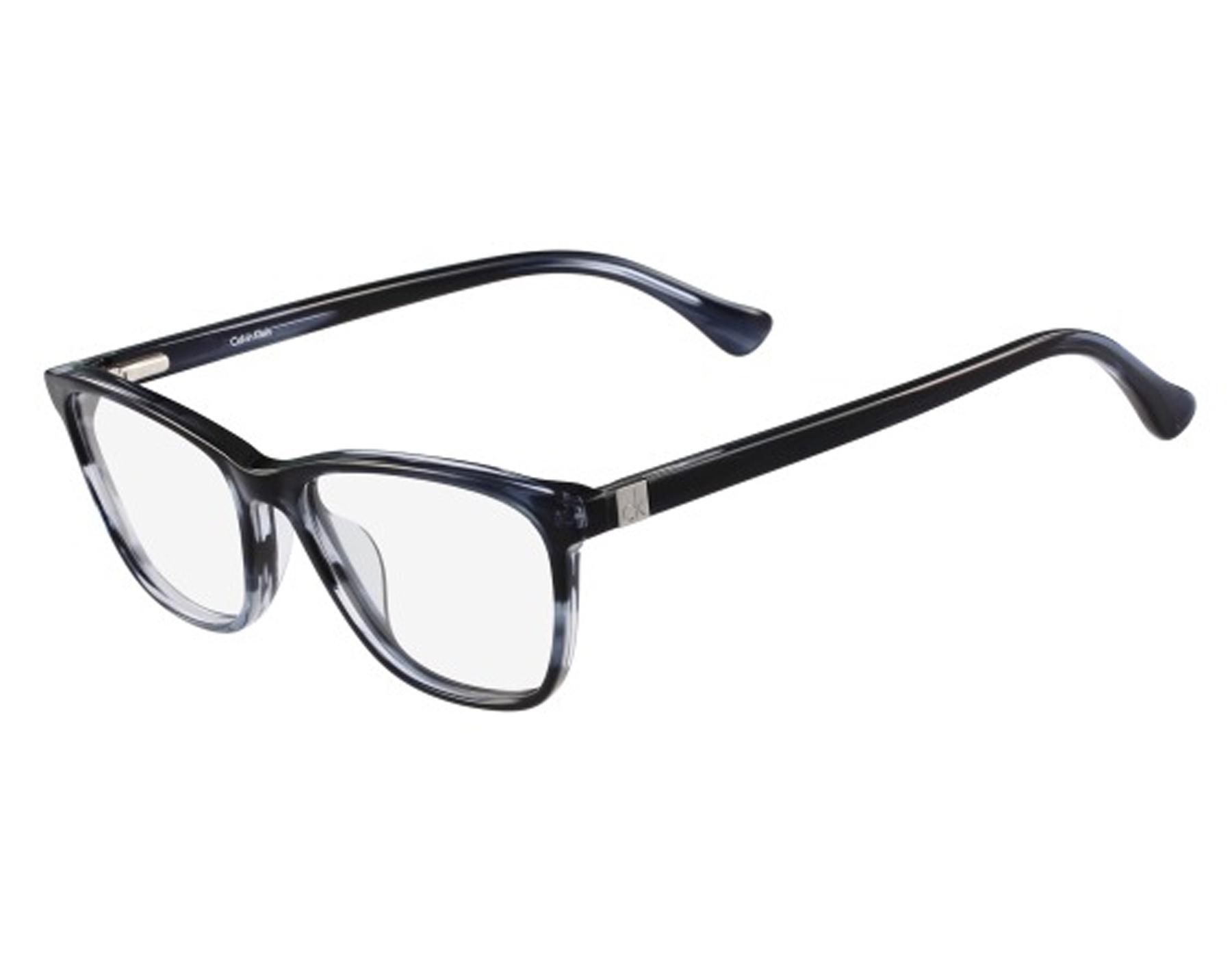 13f5e688c0 NEW Calvin Klein CK5883 416 54mm Striped Blue Optical Eyeglasses ...