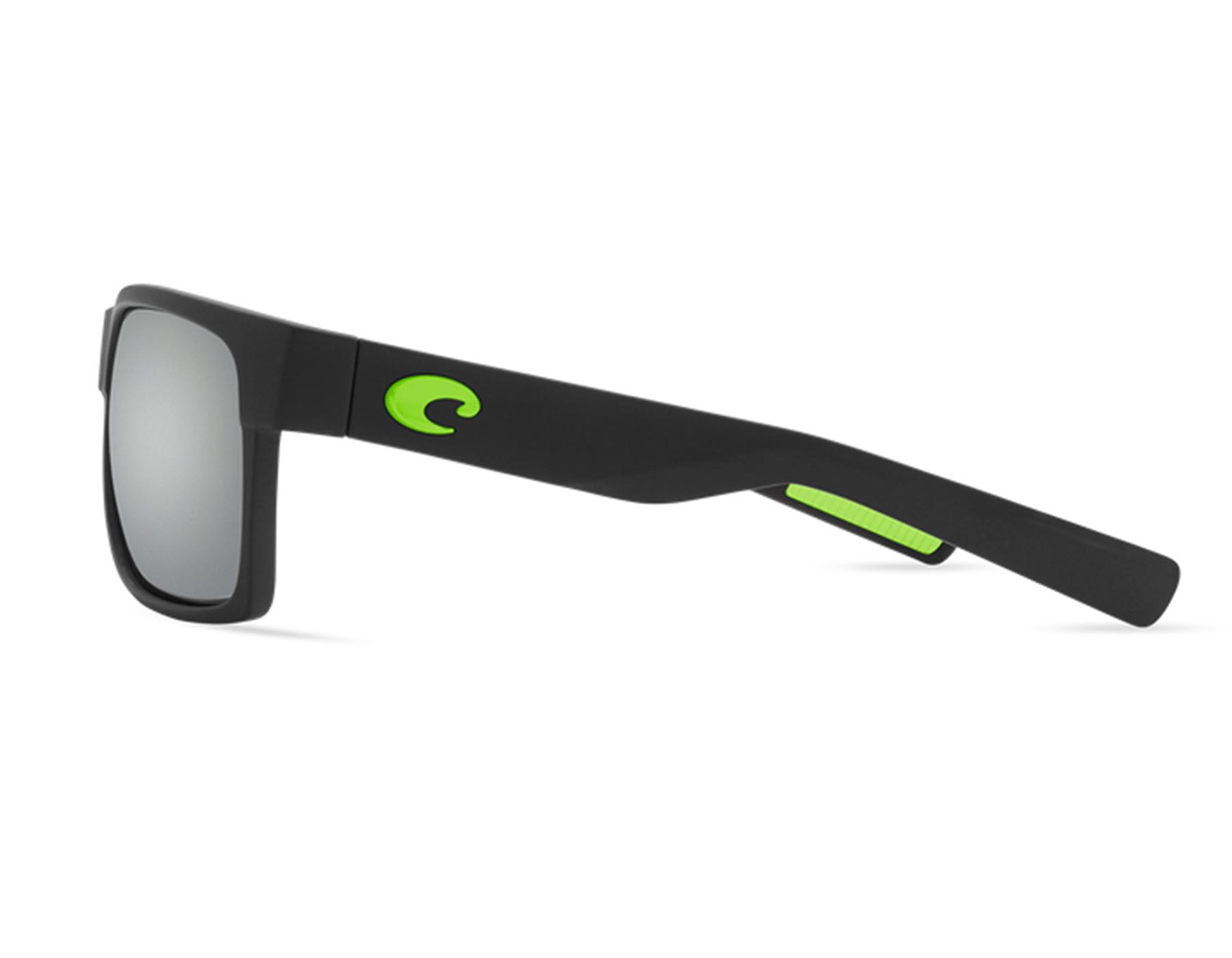 New Costa del Mar Broadbill Copper Silver Mirror BRB11-OSCP580P Sunglasses