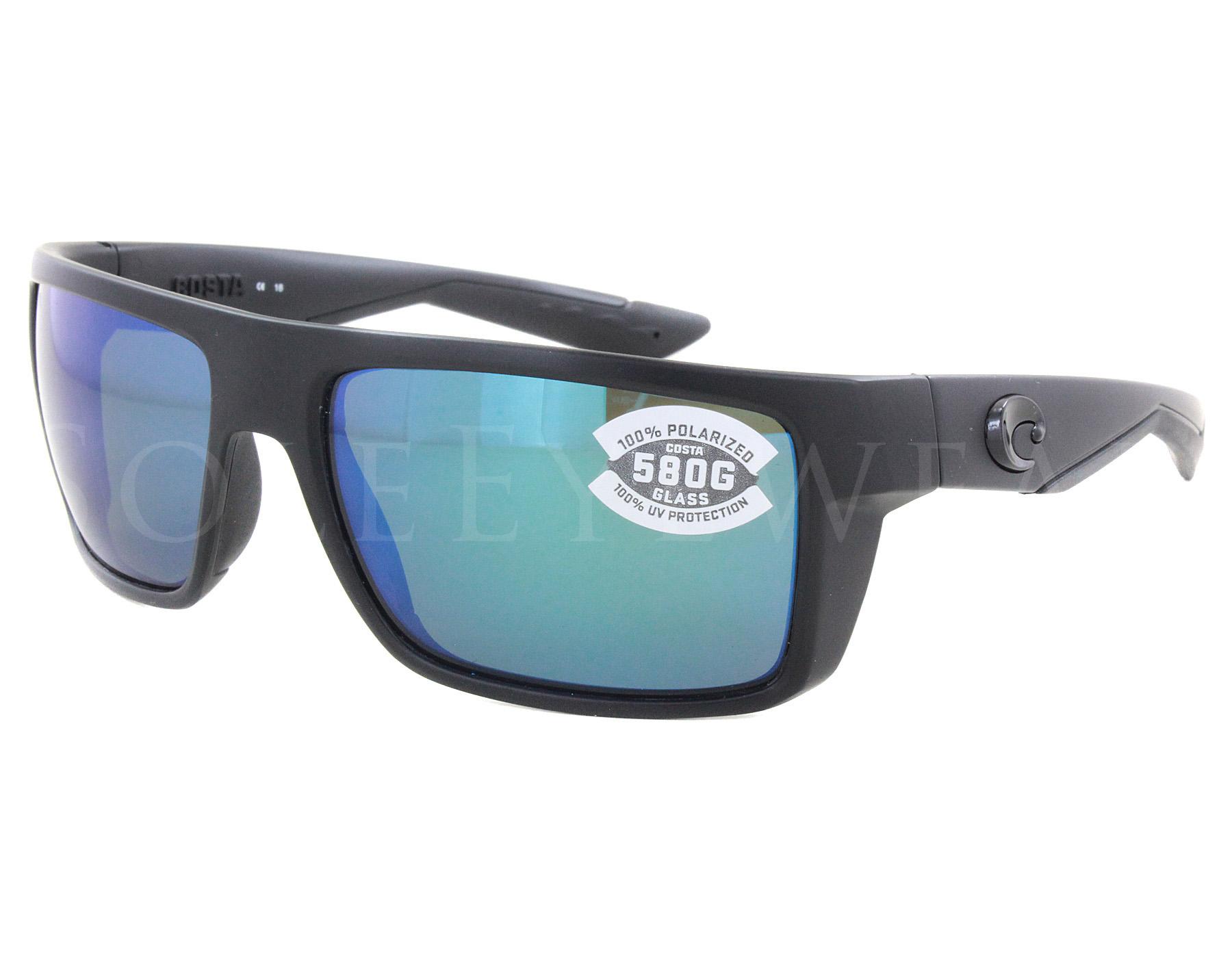 58d71461eeed9 Details about New Costa del Mar Motu Blue Mirror MTU01-OBMGLP580G Sunglasses