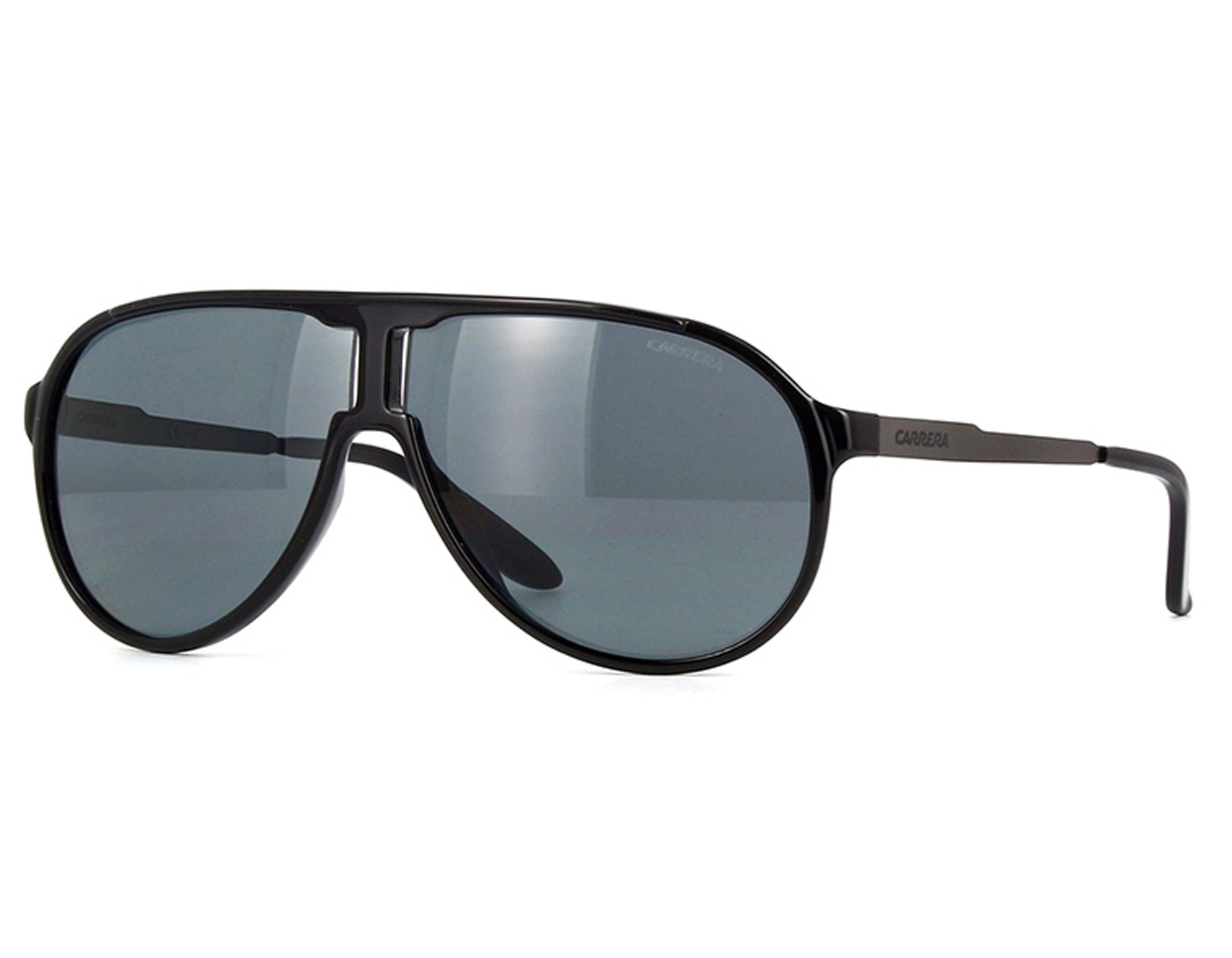 103036faf97 Image is loading NEW-Carrera-CHAMPION-LB0RA-Black-Sunglasses