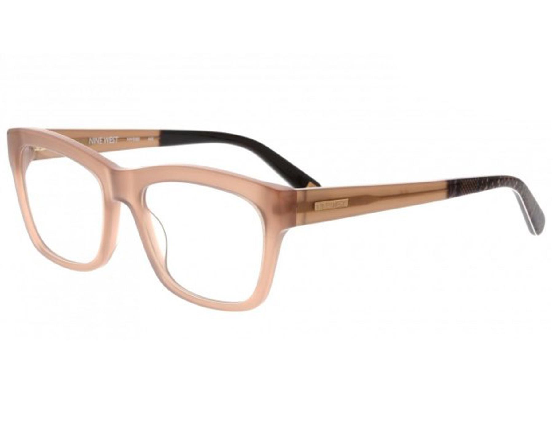 NEW Nine West NW5083 665 53mm Blush Optical Eyeglasses Frames