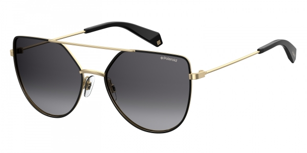 NEW Polaroid 6057//S PLD6057//S-807WJ Black Sunglasses