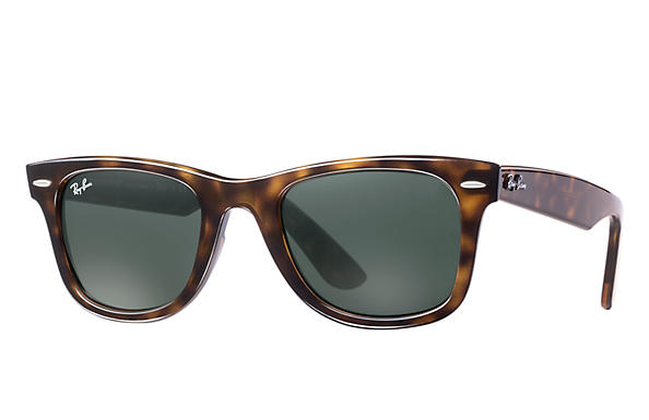 7d0dd808e6 Details about New Ray Ban RB4340-710-50 Tortoise   Green 50mm Sunglasses