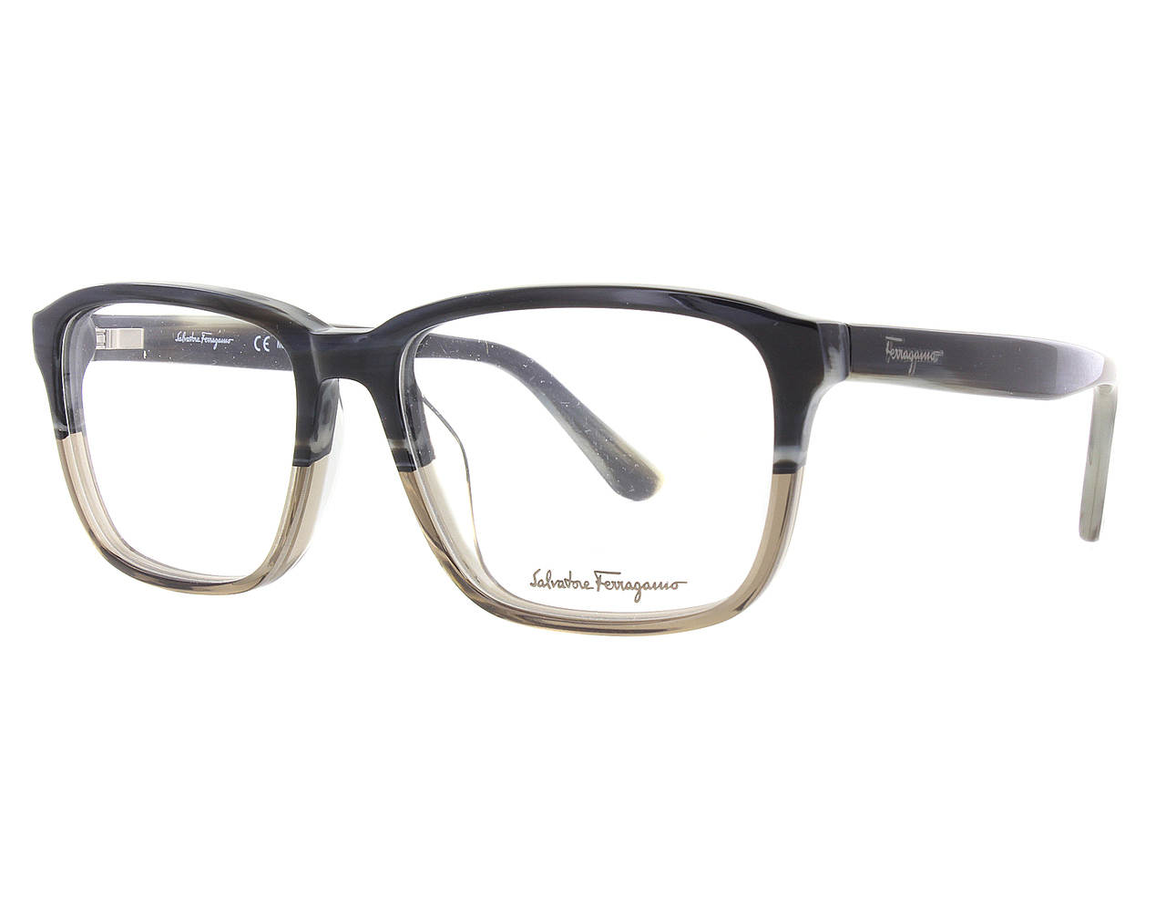 25e7ccebb7 Details about NEW Salvatore Ferragamo SF2738-466-5416 Blue Grey 54mm  Eyeglasses