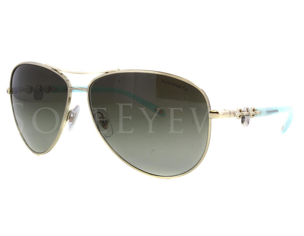 aa757acdf69a8 NEW Tiffany TF3034-60213M 60mm Sunglasses 713132451397