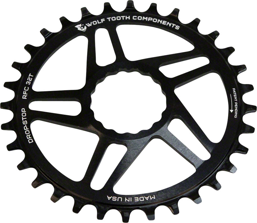 Wolf Tooth Elliptical Direct Mount Chainring 34t RaceFace//Easton CINCH Direct