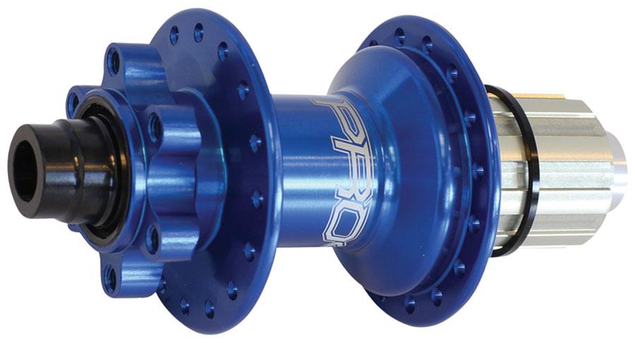 Hope Pro 4 Rear Disc Hub 32H 12x142mm XD Blue
