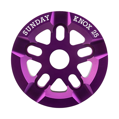 NEW Sunday Knox Guard Chainring 25T