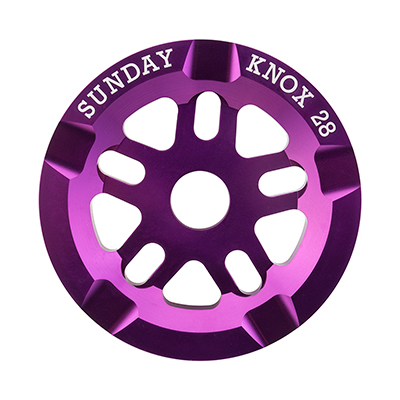 NEW  Sunday Knox Guard Chainring 28T  quality product