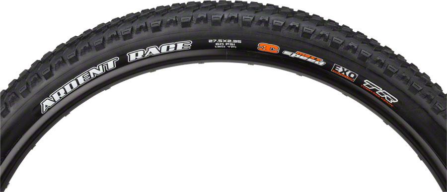 """Maxxis ARDENT RACE Tire 29 x 2.35/"""" Folding 120tpi 3C Maxx Speed EXO Tubeless"""