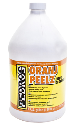 Pedros Oranj Peelz Degreaser