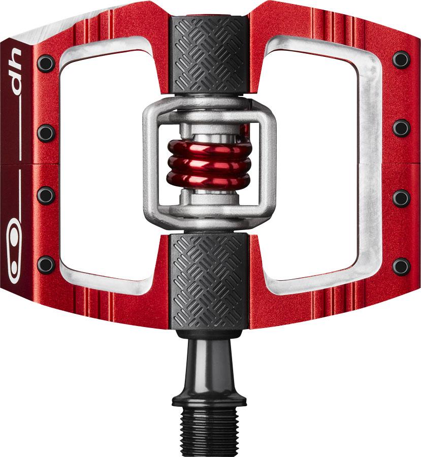 Pedales Crank Brojohers Mallet Dh-Doble Cochea Clipless Plataforma De Aluminio 9 16