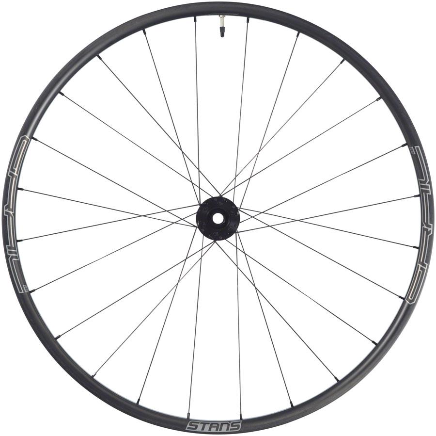 "Stan/'s No Tubes Baron S1 Front Wheel 29/"" 15 x 110mm 6-Bolt Black"