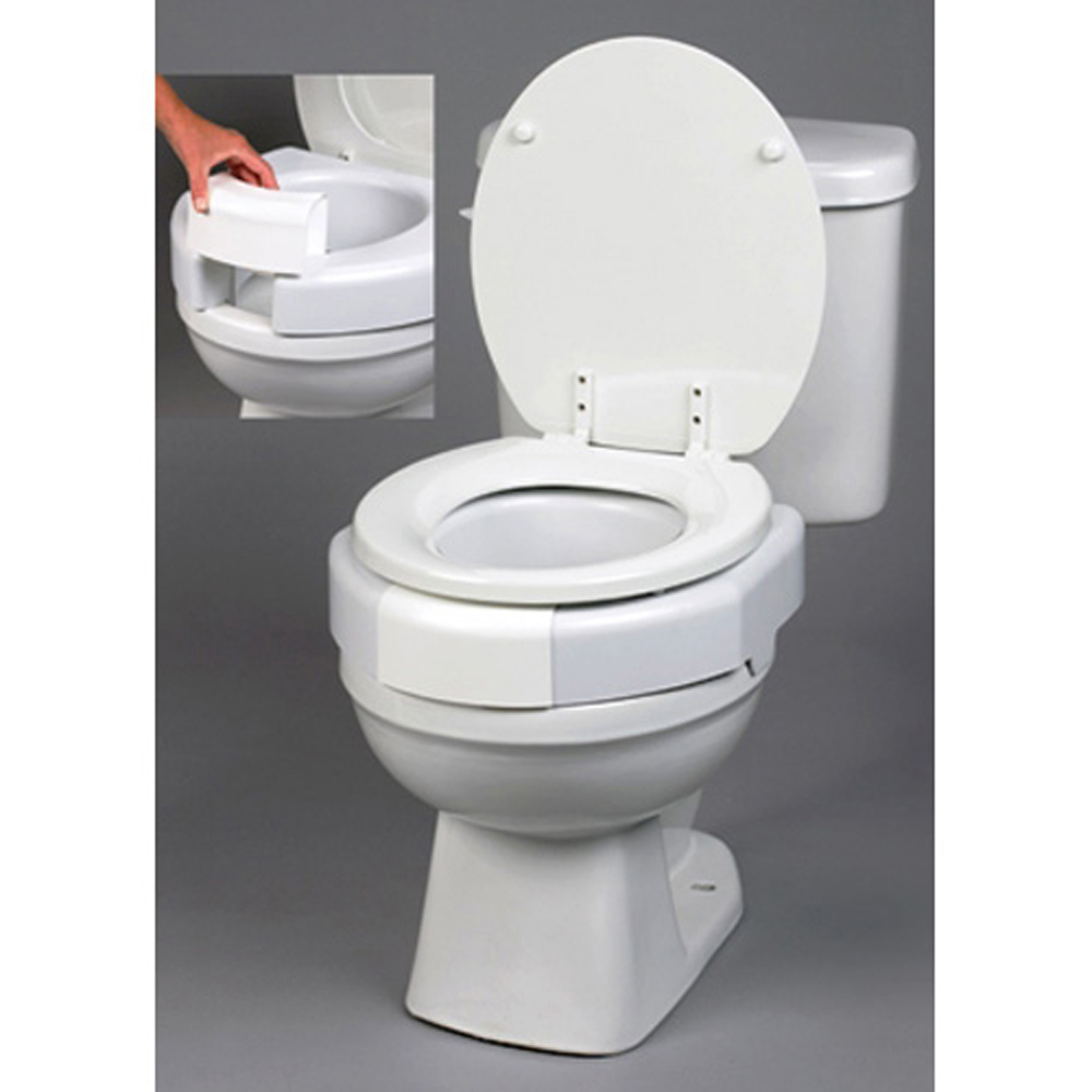 Wondrous Details About Ableware 725790002 Secure Bolt Elevated Toilet Seat Andrewgaddart Wooden Chair Designs For Living Room Andrewgaddartcom