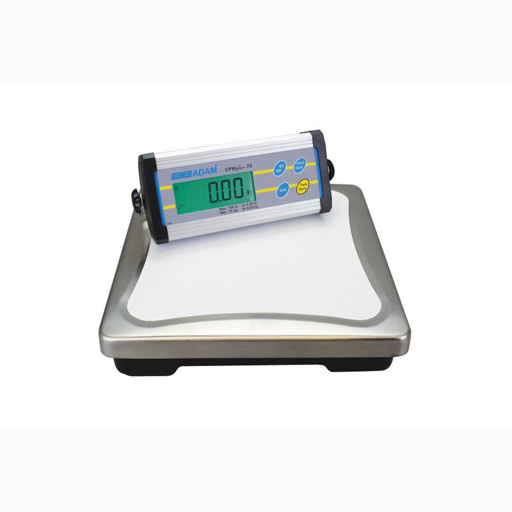 0.005lb//2g Readability 13lb//6000g Capacity Adam Equipment CPWplus 6 Bench Scale