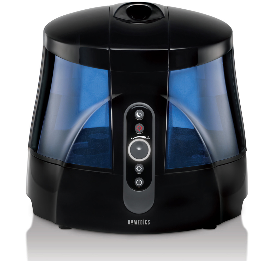 Details about Homedics UHE WM70 Cool and Warm Mist Ultrasonic Humidifier
