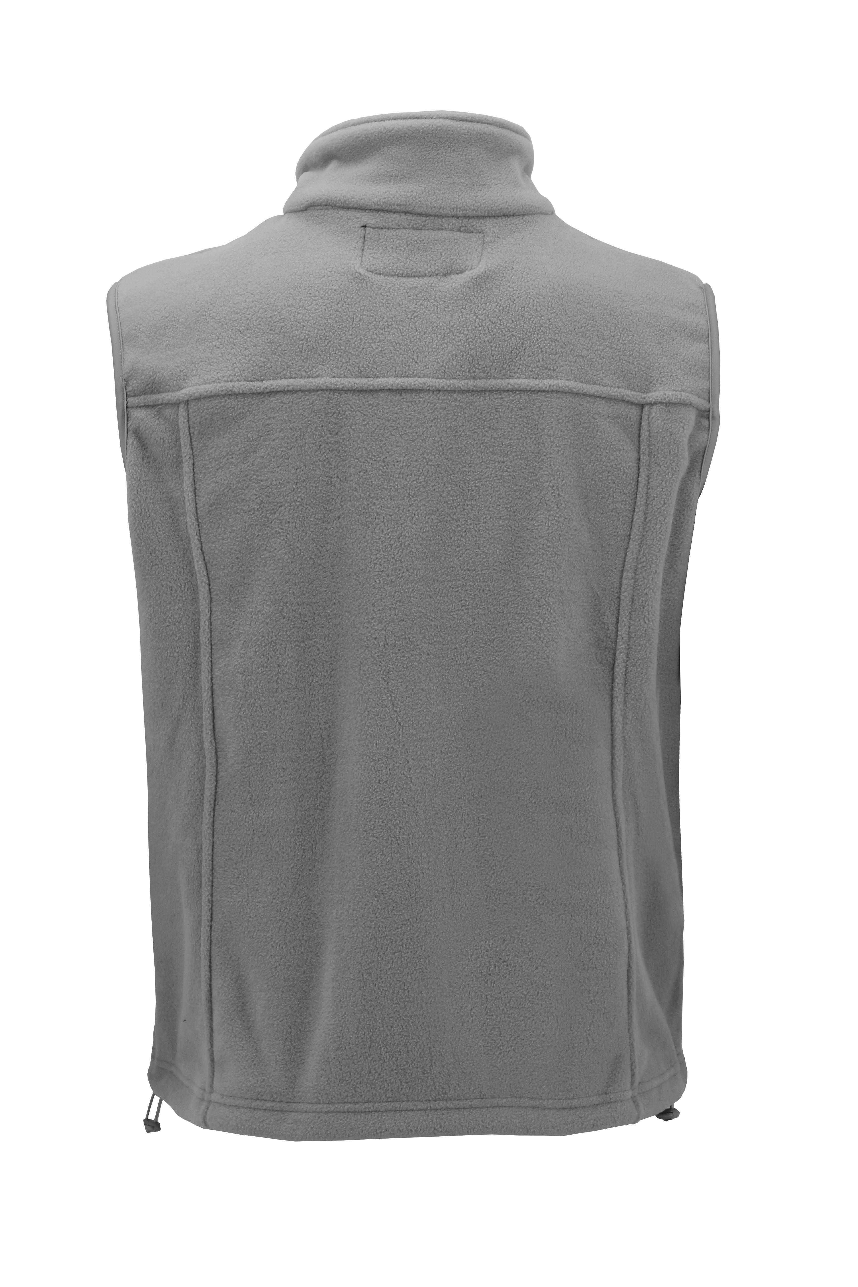 miniature 3 - Men-039-s-Polar-Fleece-Lightweight-Warm-Jacket-Collared-Full-Zip-Up-Sweater-Vest