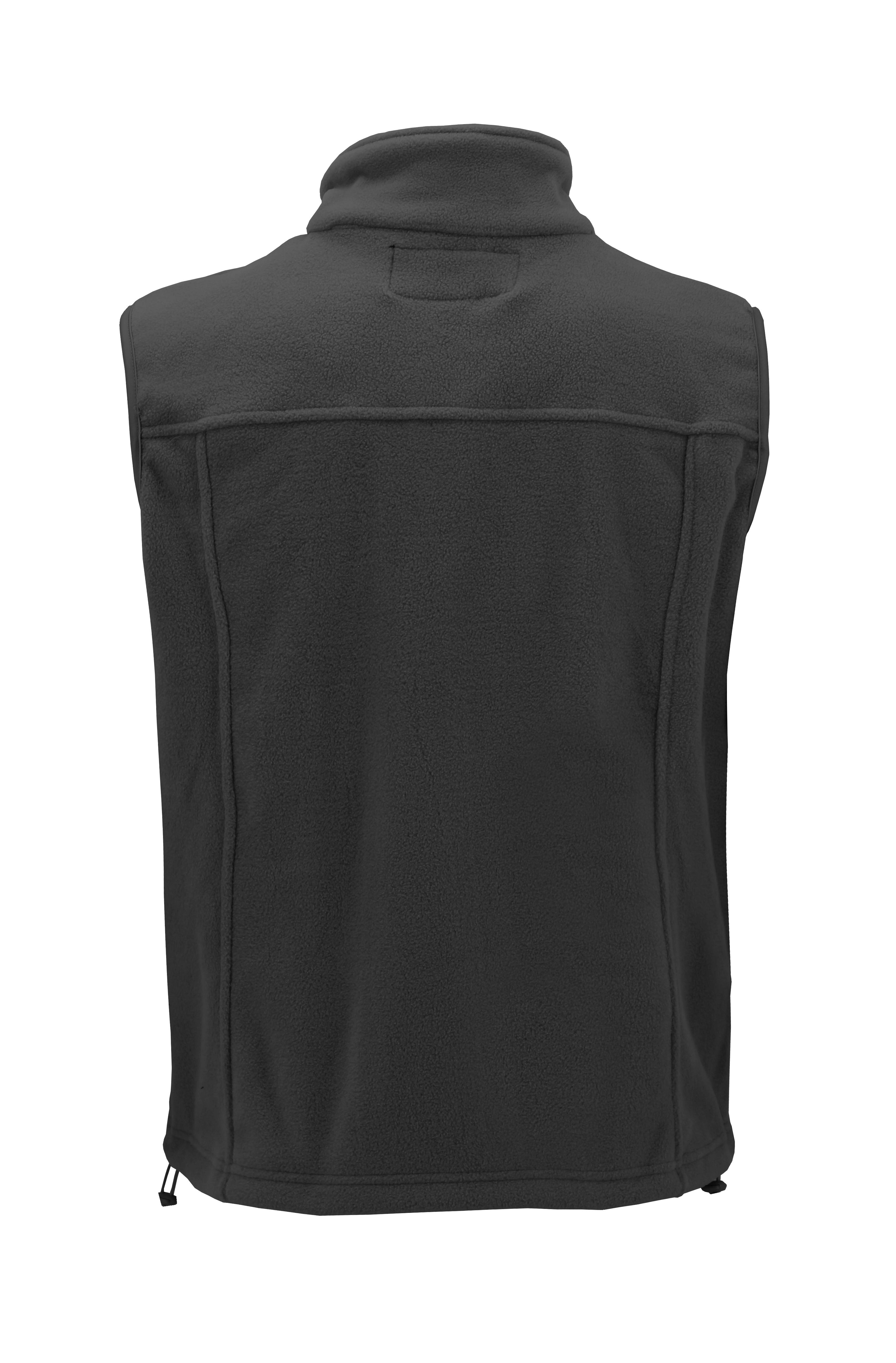 miniature 6 - Men-039-s-Polar-Fleece-Lightweight-Warm-Jacket-Collared-Full-Zip-Up-Sweater-Vest